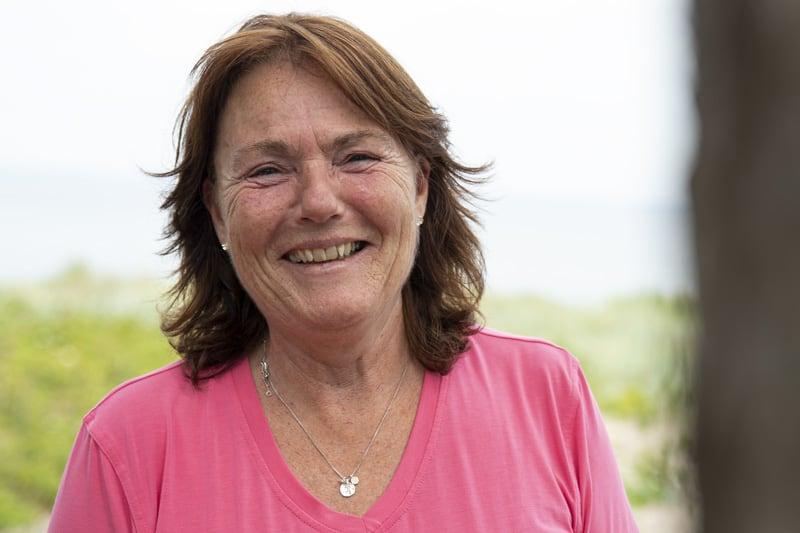 Skolemor på Helgenæs Naturefterskole Hanne Holst