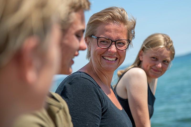 Pia Oltmann Viceforstander Helgenæs Naturefterskole